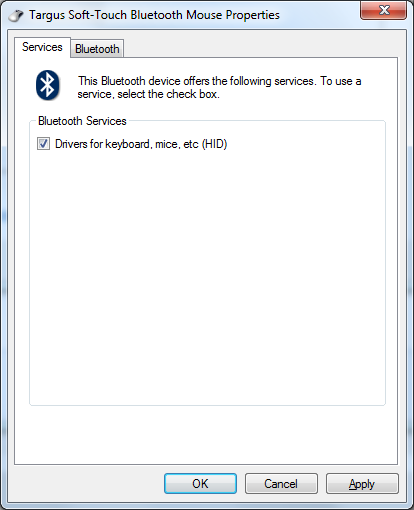Bluetooth Mouse Pairing: Fix 'Authentication Error' in