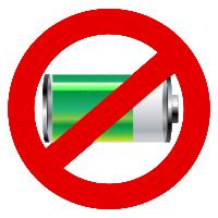 no-battery