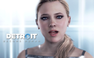 Chloe from Detroit Becoming Human
