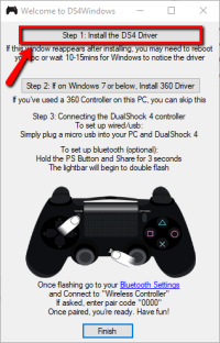How to use your PS4's DS4 controller on Windows | Random