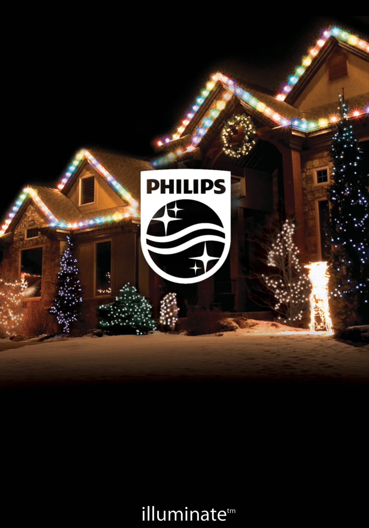 How To Fix Christmas Led Lights When Half Are Out how to reset philips illuminate lights | random thoughts